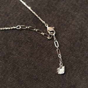 Swarovski Jewelry - Swarovski Crystal Cross Necklace